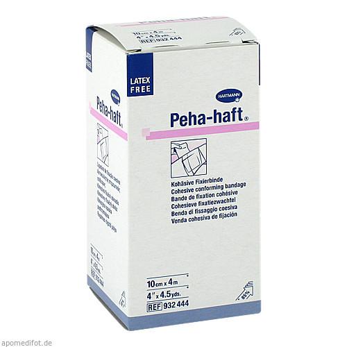 Peha-haft Latexfrei Fixierbinde 10cmx4m, 1 ST, Paul Hartmann AG