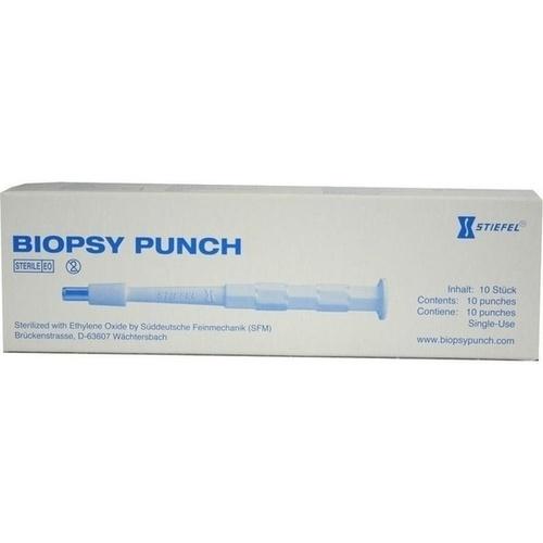 BIOPSY PUNCH 3MM, 10 ST, GlaxoSmithKline GmbH & Co. KG