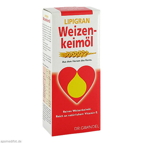 WEIZENKEIMOEL LIPI GRANDEL, 250 ML, Dr. Grandel GmbH