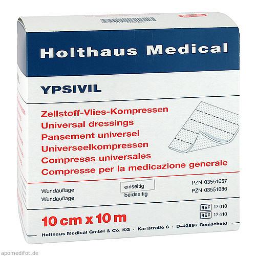 ZELLST VLIES YPSIVIL 17410, 1 ST, Holthaus Medical GmbH & Co. KG
