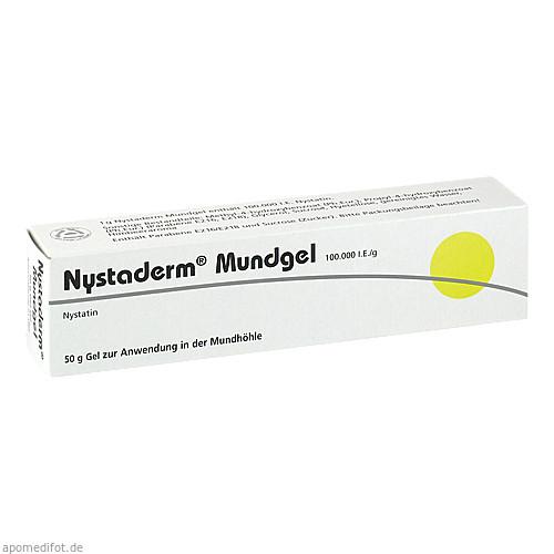 NYSTADERM MUNDGEL, 50 G, Dermapharm AG