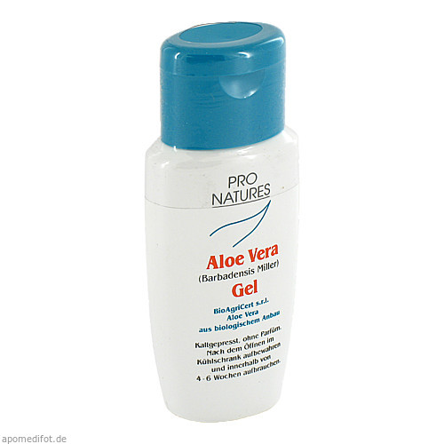 ALOE VERA 100% PUR GEL, 50 ML, Imopharm Pharm.Handelsges.Mbh