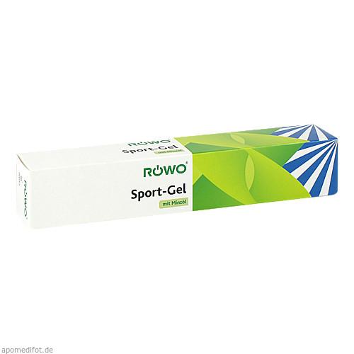 ROEWO SPORT GEL, 100 ML, Ferdinand Eimermacher GmbH & Co. KG