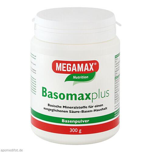 Basenpulver Basomax plus, 300 G, Megamax B.V.