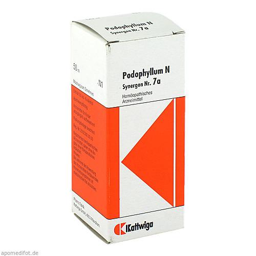 SYNERGON KOMPL PODOPH N 7A, 50 ML, Kattwiga Arzneimittel GmbH