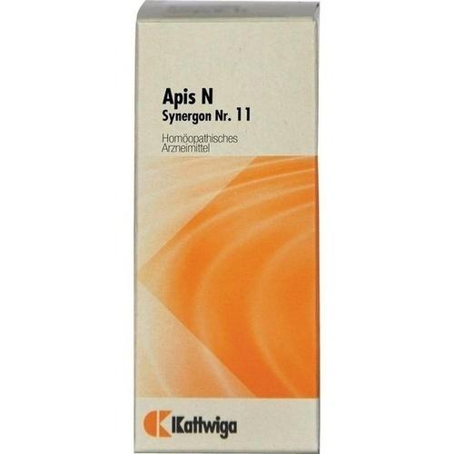 SYNERGON KOMPL APIS N 11, 20 ML, Kattwiga Arzneimittel GmbH