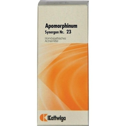 SYNERGON KOMPL APOMOR N 23, 50 ML, Kattwiga Arzneimittel GmbH