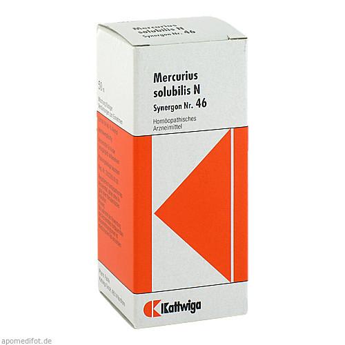 SYNERGON KOMPL MERC SO N46, 50 ML, Kattwiga Arzneimittel GmbH
