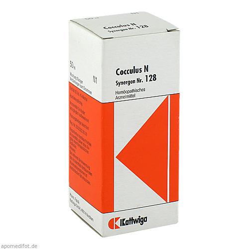 SYNERGON KOMPL COCCUL N128, 50 ML, Kattwiga Arzneimittel GmbH