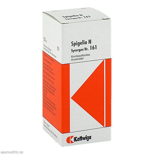 SYNERGON KOMPL SPIGE N 161, 50 ML, Kattwiga Arzneimittel GmbH