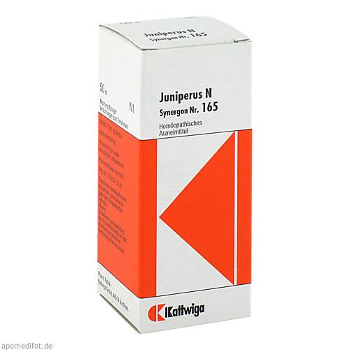 SYNERGON KOMPL JUNIP N 165, 50 ML, Kattwiga Arzneimittel GmbH