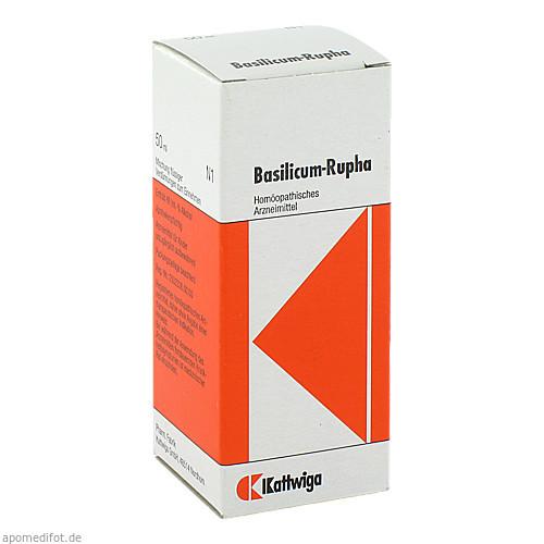 BASILICUM RUPHA Tropfen, 50 ML, Kattwiga Arzneimittel GmbH