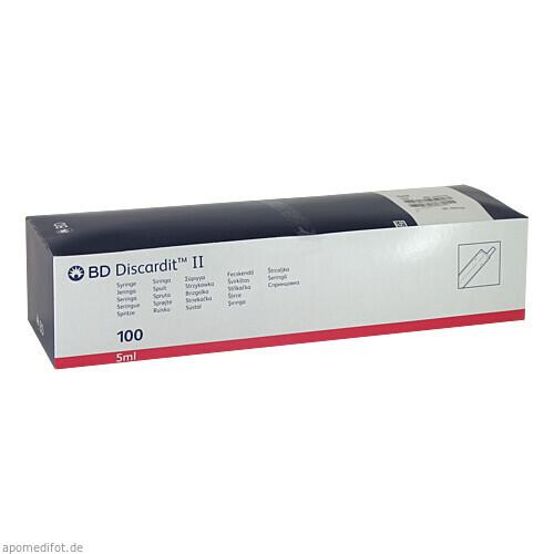 BD DISCARDIT II, 100X5 ML, Becton Dickinson GmbH
