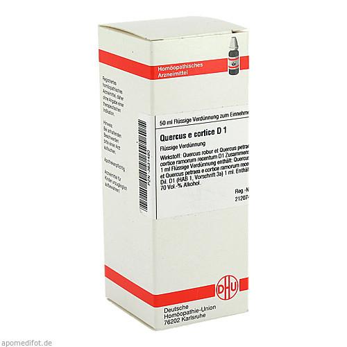 QUERCUS E CORT D 1, 50 ML, Dhu-Arzneimittel GmbH & Co. KG