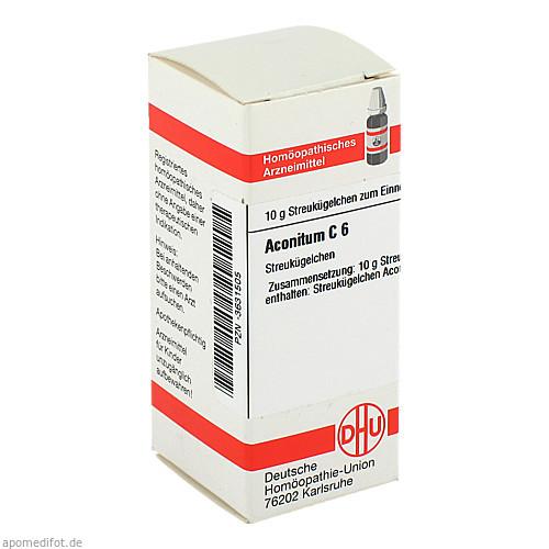 ACONITUM C 6, 10 G, Dhu-Arzneimittel GmbH & Co. KG