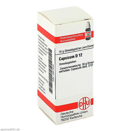 CAPSICUM D12, 10 G, Dhu-Arzneimittel GmbH & Co. KG