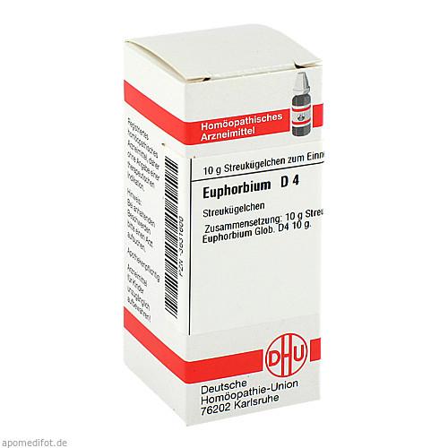 EUPHORBIUM D 4, 10 G, Dhu-Arzneimittel GmbH & Co. KG