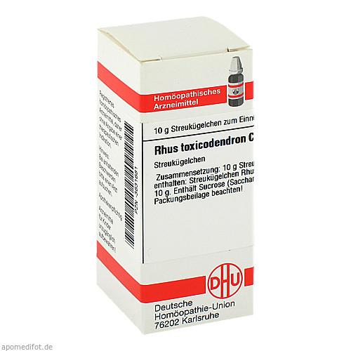 RHUS TOX C 6, 10 G, Dhu-Arzneimittel GmbH & Co. KG
