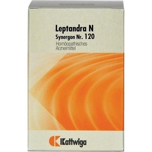 Synergon Kompl Leptandra N Nr.120, 200 ST, Kattwiga Arzneimittel GmbH