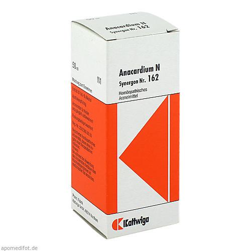 Synergon Kompl Anacardium N Nr.162, 50 ML, Kattwiga Arzneimittel GmbH