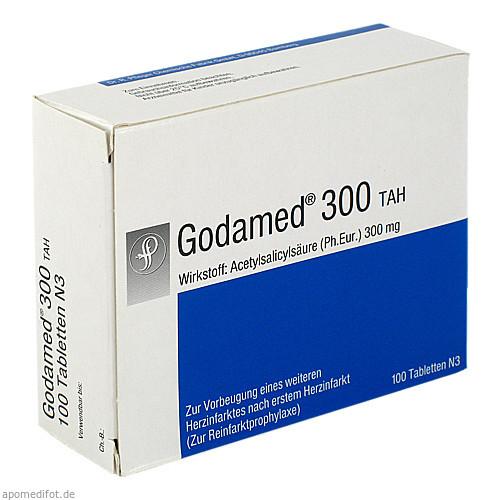 Godamed 300mg TAH, 100 ST, Dr. Pfleger Arzneimittel GmbH