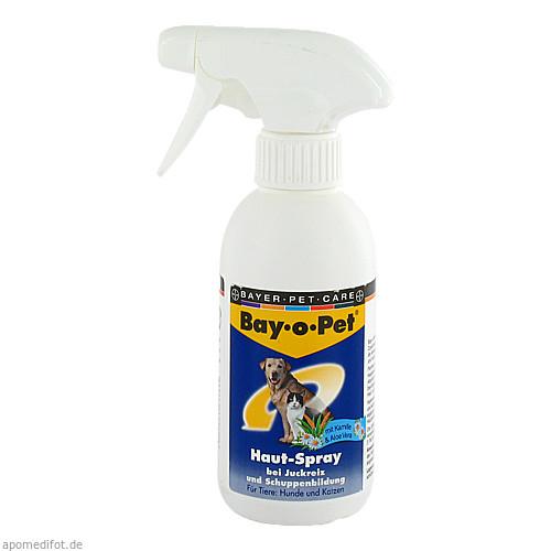 Bay-o-Pet Haut-Spray vet, 250 ML, Bayer Vital GmbH Gb - Tiergesundheit