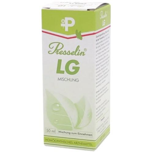Presselin LG Leber Galle, 50 ML, COMBUSTIN Pharmazeutische Präparate GmbH