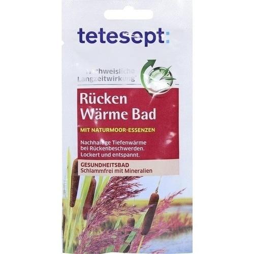 tetesept Rücken-Wärme Bad, 20 ML, Merz Consumer Care GmbH