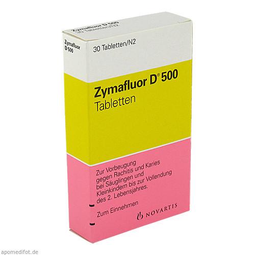 ZYMAFLUOR D 500, 30 ST, Meda Pharma GmbH & Co. KG