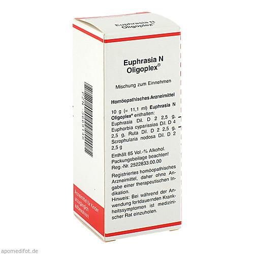 Euphrasia N Oligoplex, 50 ML, MEDA Pharma GmbH & Co.KG