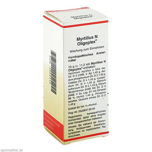 Myrtillus N Oligoplex, 50 ML, Meda Pharma GmbH & Co. KG