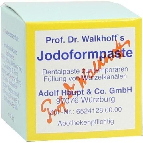 JODOFORMPASTE, 9 G, A-1 Dental Beyer+Hämmerich