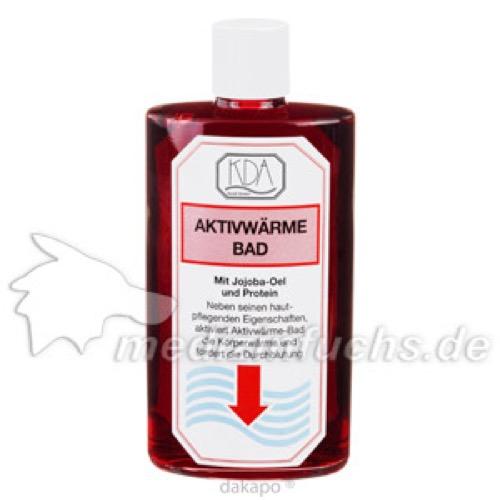 AKTIV WAERME KDA, 200 ML, Kda Pharmavertrieb Arndt GmbH