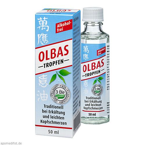 Olbas Tropfen, 50 ML, Salus Pharma GmbH