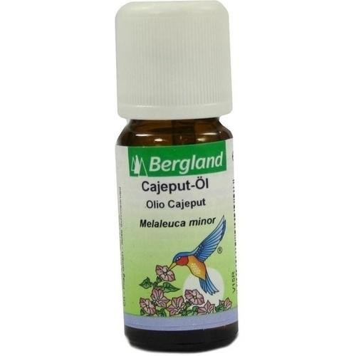 Cajeput Öl, 10 ML, Bergland-Pharma GmbH & Co. KG