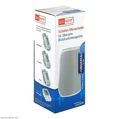 aponorm Schalenmanschette Oberarm M-L 22-46cm, 1 ST, Wepa Apothekenbedarf GmbH & Co. KG