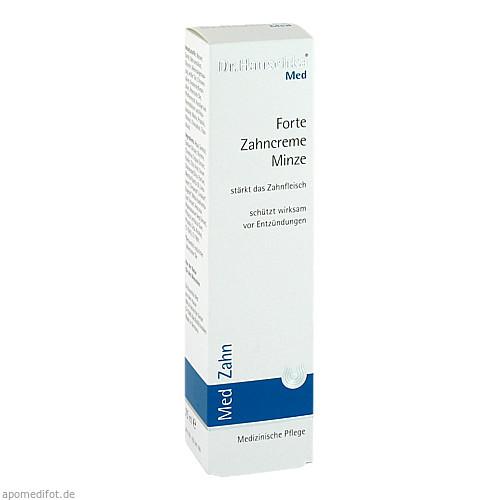 Dr. Hauschka MED Forte Zahncreme Minze, 75 ML, Wala Heilmittel GmbH Dr. Hauschka Kosmetik