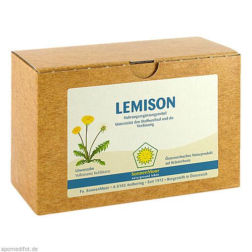 Lemison SonnenMoor, 8X100 ML, SONNENMOOR Verwertungs- u. Vertriebs GmbH