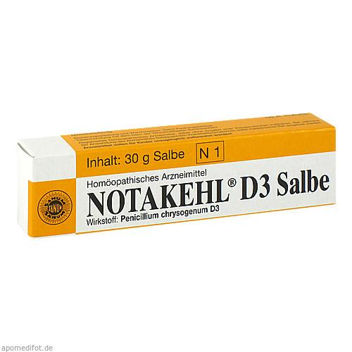 NOTAKEHL D 3, 30 G, Sanum-Kehlbeck GmbH & Co. KG