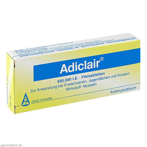 Adiclair, 20 ST, Ardeypharm GmbH