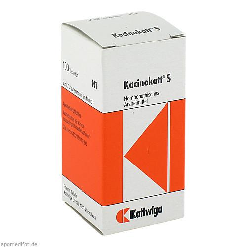 Kacinokatt S, 100 ST, Kattwiga Arzneimittel GmbH