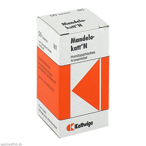 Mandelo-katt N, 50 ST, Kattwiga Arzneimittel GmbH