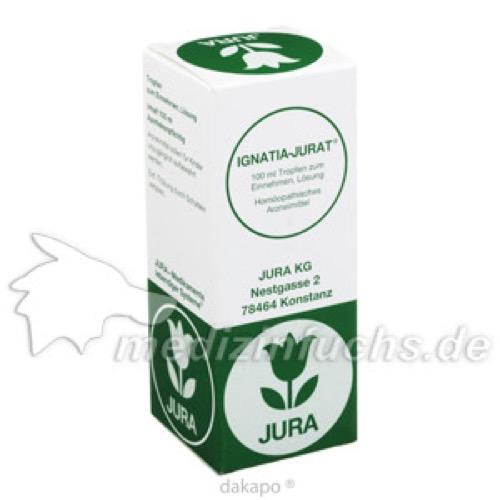 IGNATIA-JURAT, 100 ML, Jura Pharm.Fabrik Gollwitzer KG