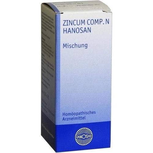 Zincum comp. N Hanosan, 50 ML, Hanosan GmbH
