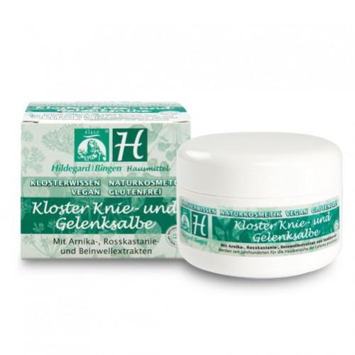 KLOSTER KNIE und Gelenksalbe, 100 ML, elass Cosmetics GmbH