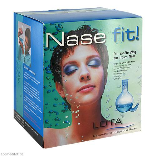 LOTA Nasendusche Original 1000 ml, 1 ST, LOTA Gesundheitspflege Podukte Ltd.