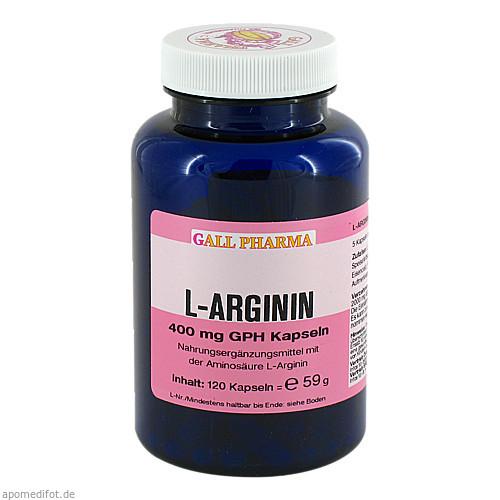 L-Arginine, 300 G, Bierstedt Sports & Health Products Ltd.