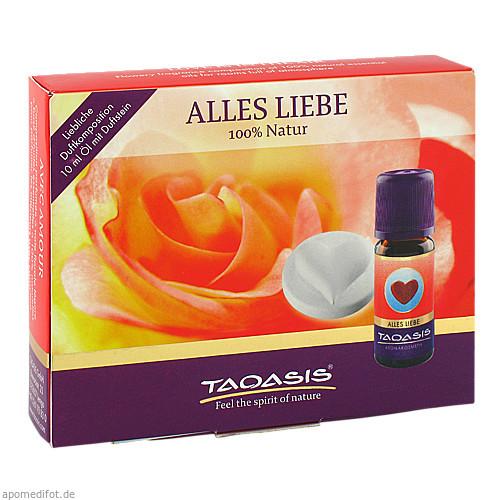 Alles Liebe Duftset, 1 ST, Taoasis GmbH Natur Duft Manufaktur