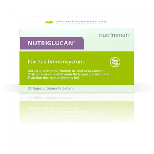 nutriGlucan, 90 ST, Nutrimmun GmbH