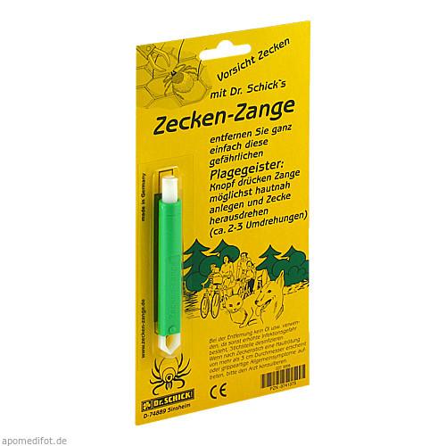 ZECKEN ZANGE, 1 ST, Inkosmia GmbH & Cie. KG